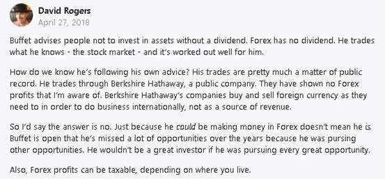 does warren buffett trade forex and what will be buffett s forex strategies 10 - Does Warren Buffett trade Forex? And what will be Buffett's forex strategies?