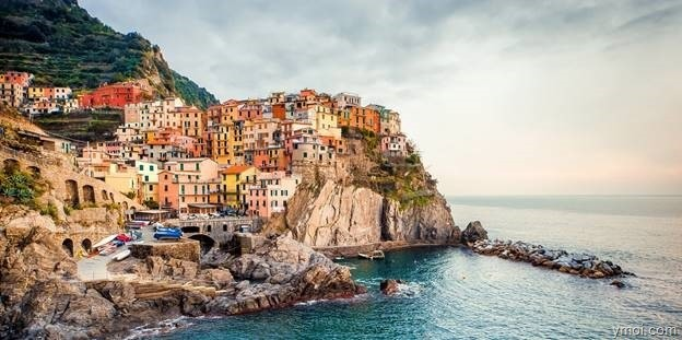 clip image008 1 - The charming Cinque Terre of Italy.