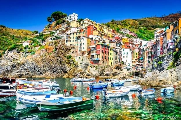 clip image014 - The charming Cinque Terre of Italy.