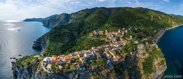 clip image017 - The charming Cinque Terre of Italy.