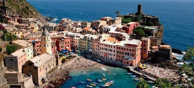 clip image021 - The charming Cinque Terre of Italy.