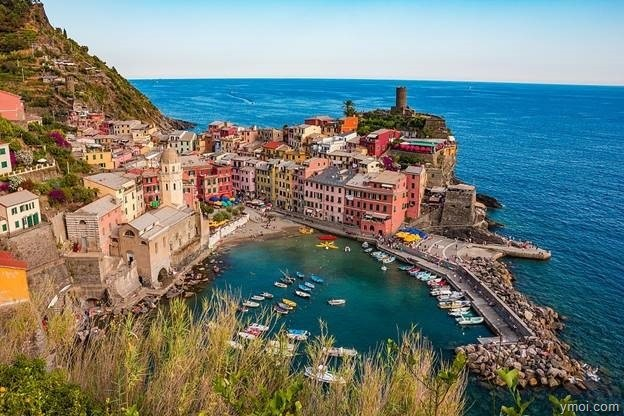 clip image025 - The charming Cinque Terre of Italy.